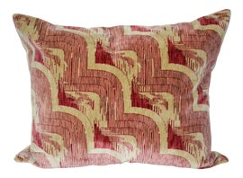 Image of Brick Red Textiles