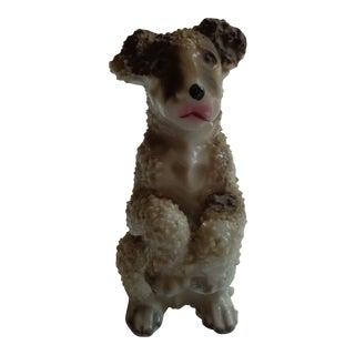 Vintage Mid-Century Terrier Dog Figurine