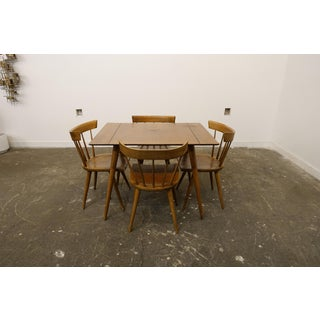 Mid Century Modern Paul McCobb Dining Set - 5 Pieces Preview