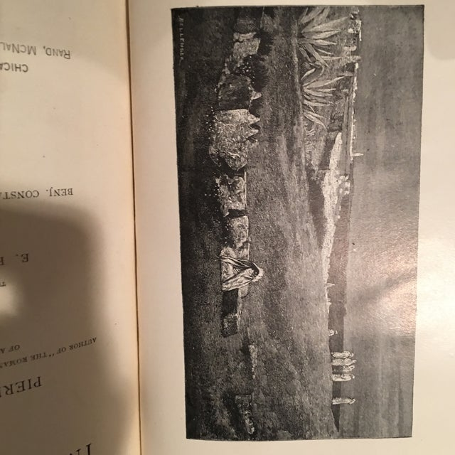 """1892 Leather """"Into Morocco"""" 1st Edition Book - Image 6 of 10"""