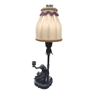 Chelsea House Monkey Table Lamp For Sale