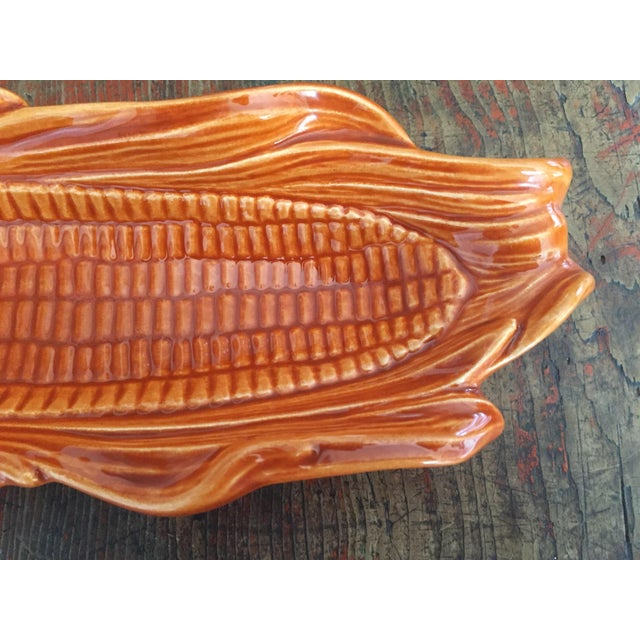 Corn on the Cob Serving Dishes - Set of 4 - Image 4 of 7