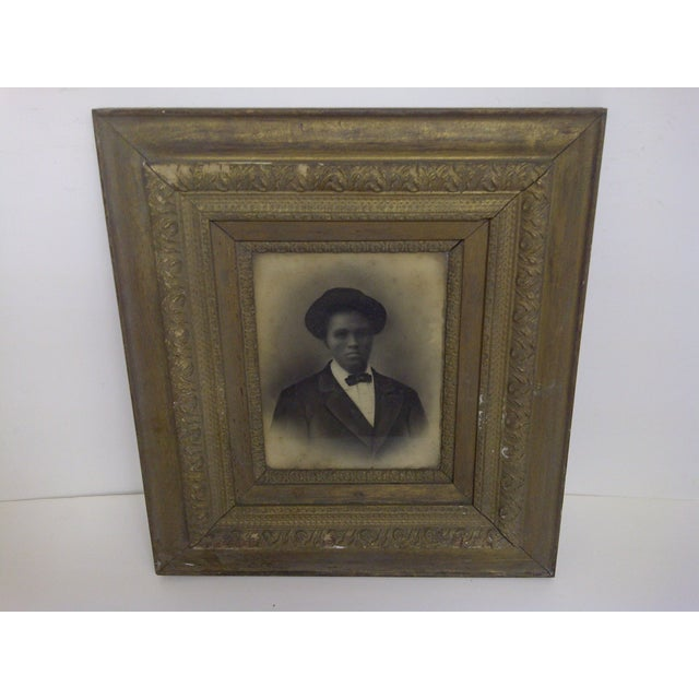 Vintage Photograph -- Mrs. Robert Lee Vann -- Circa 1890 Robert Lee Vann -- Publisher And Editor Of The Pittsburgh Courier...