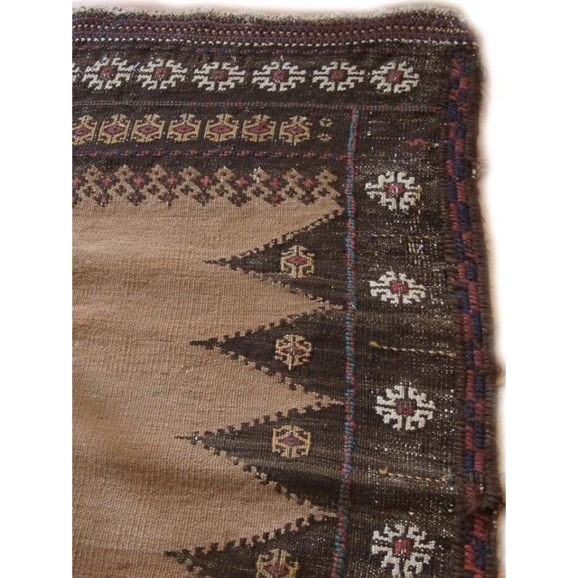 A 'sofreh' is the textile equivalent of a dining room table. These pieces were spread out and set with bread and food,...