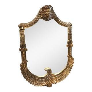 Vintage 1980's Egyptian Style Mirror