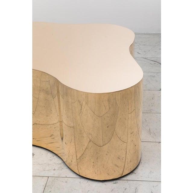 """Karl Springer LTD, Bronze Free Form Low Table """"C"""", USA, 2016 For Sale - Image 11 of 13"""
