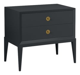 Image of Black Nightstands