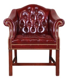 Image of English Traditional Club Chairs