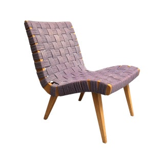 Knoll Lounge Chair by Jens Risom C. 1940s