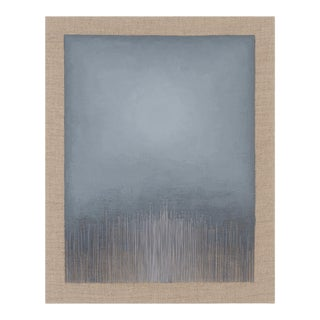 """Audrey Stone """"Grey"""" Painting For Sale"""