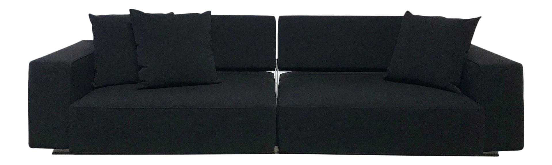 Bb italia furniture prices Maxalto Modern Paolo Piva For Bb Italia andy Sofa For Sale Bb Italia Gently Used Bb Italia Furniture Up To 70 Off At Chairish