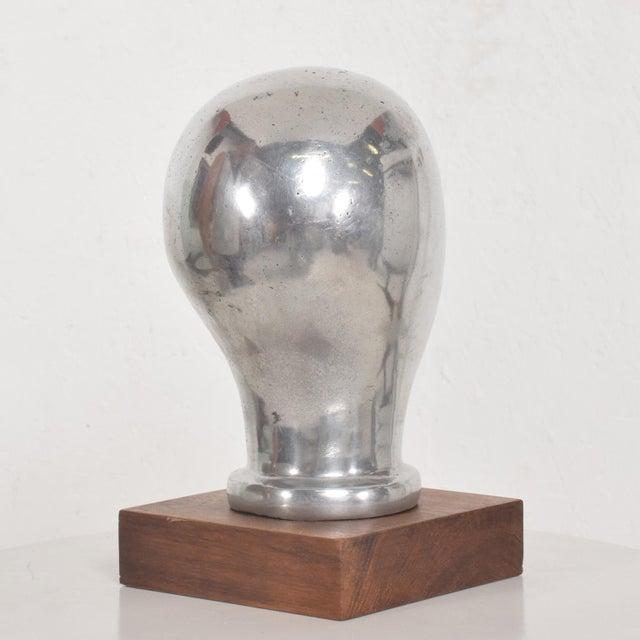 Mid-Century Modern Aluminium Sculpture by Myrna M Nobile, 1969 For Sale - Image 4 of 10