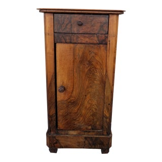Late 19th Century English Walnut Commode