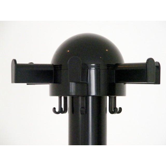 Kartell Abs Coat Rack in Black - Image 4 of 6