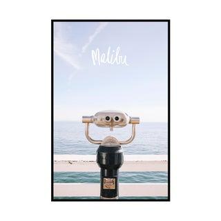 """""""Malibu"""" Original Framed Photograph"""