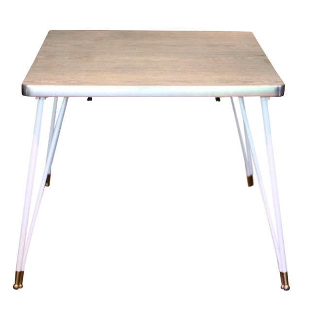 Mid Century Formica Dinette Table - Image 1 of 4