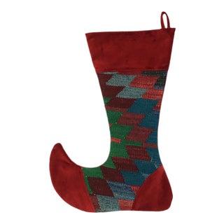 Large Kilim Christmas Stocking | Donner