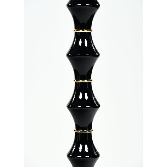 Murano Glass Floor Lamps by a Dona For Sale In Austin - Image 6 of 12