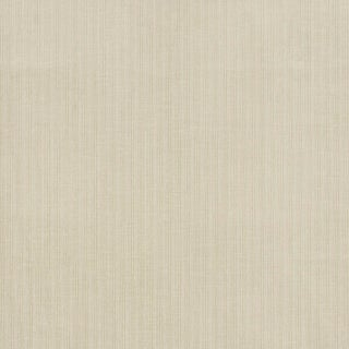 Schumacher Antique Strie Velvet Fabric in Oyster For Sale