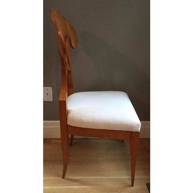 Biedermeier Dining Chairs - Set of 6 - Image 3 of 4