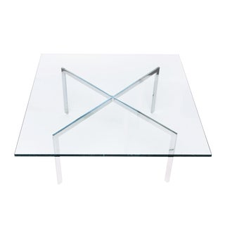 Mies Van Der Rohe for Knoll Barcelona Table Base For Sale