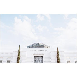 Contemporary Griffith Observatory Photograph For Sale