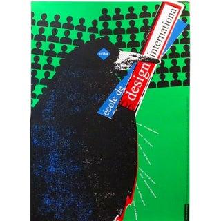 2006 Original Poster Design International - Alfred Halasa For Sale