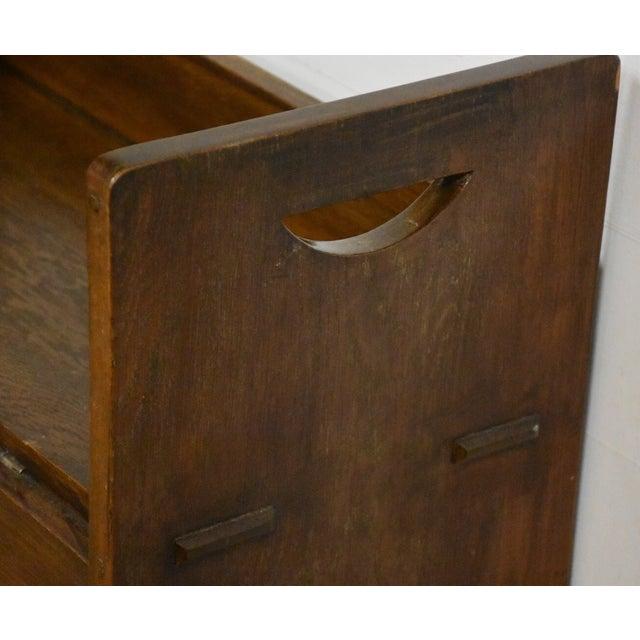 Gustav Stickley Craftsman Desk - Image 4 of 10