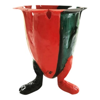 Gaetano Pesce Vase For Sale