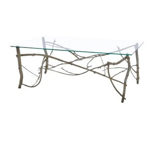Studio A Home Twig Cocktail Table For Sale