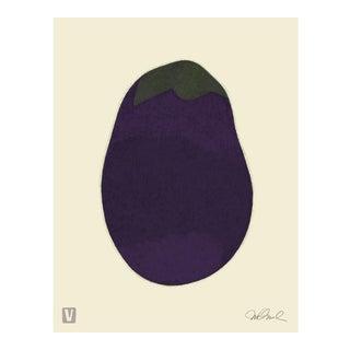 """Eggplant, Giclee Print 16x20"""""""