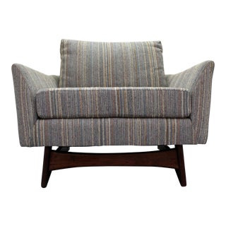 Mid-Century Modern Adrian Pearsall for Craft Associates Club Chair 2406