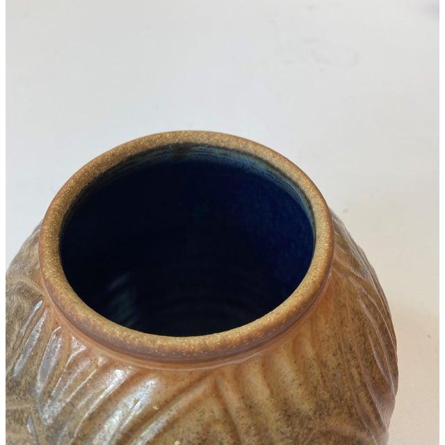 Ceramic Late 20th Century Peter Rose Ceramic Vessel For Sale - Image 7 of 11