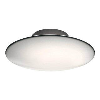 Small Arne Jacobsen 'Eklipta' Flush Mount Light for Louis Poulsen For Sale