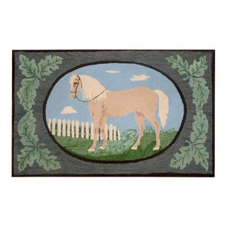 American Hooked Rugs 2' 0'' X3' 2'' For Sale