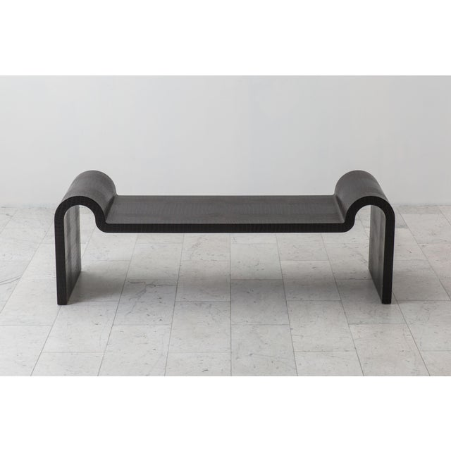 2010s Sculpture Bench, Usa For Sale - Image 5 of 9