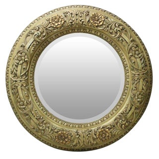Italian Style Carved Mirror