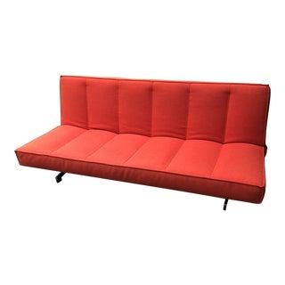 Crate and Barrel Flex Sleeper Sofa For Sale