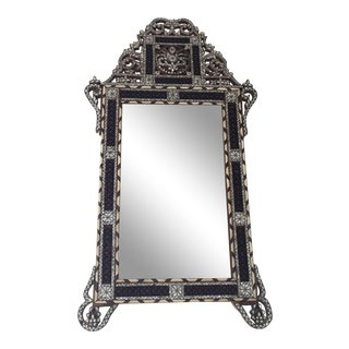 19th Century Antique Syrian Mirror For Sale