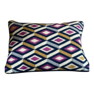 Jonathan Adler Bargello Pillow For Sale