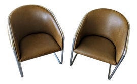 Image of Thonet Club Chairs