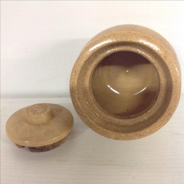 Small Roycroft Apothecary Jar - Image 5 of 6