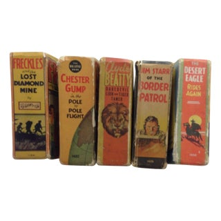 The Better Little Book Collection C. 1930s