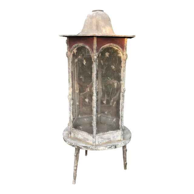 French Style Old World Aviary For Sale