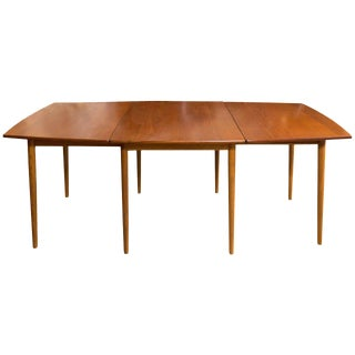 Hans Wegner for Andreas Tuck Drop-Leaf Dining Table
