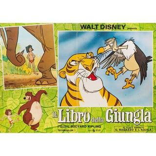 The Jungle Book R1970s Italian Fotobusta Film Poster For Sale
