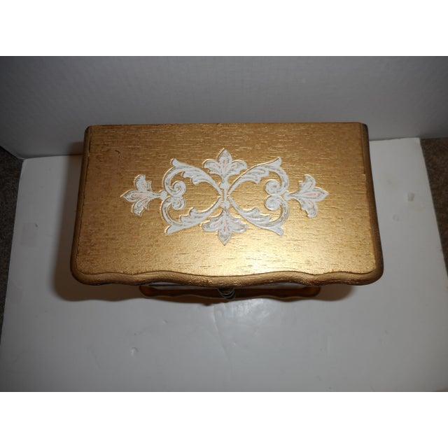 French Music Box Jewelry Box - Image 5 of 5