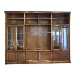 Grange Traditional Cabinet Bookcase For Sale