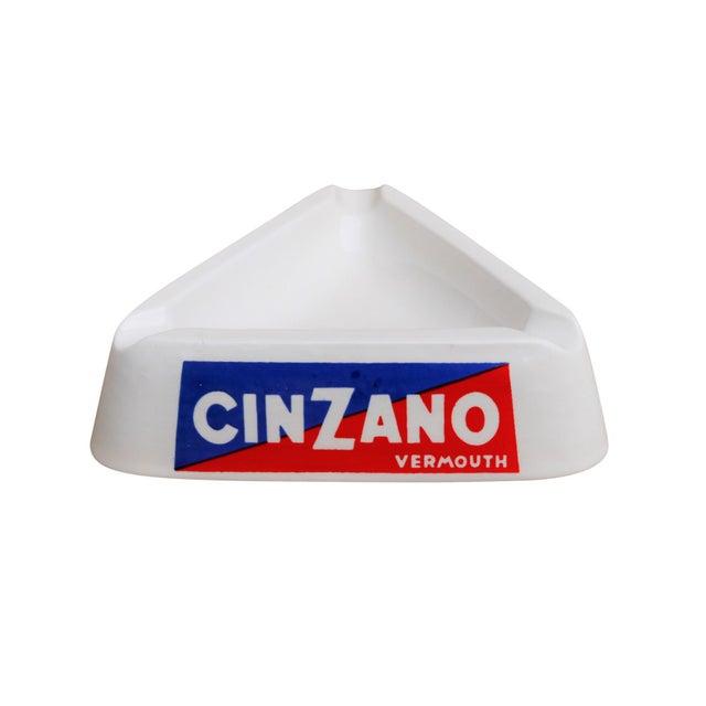 Cinzano Vermouth Ceramic Italian Ashtray - Image 2 of 5
