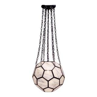 Marjorie Skouras Design Honeycomb Lantern Chandelier